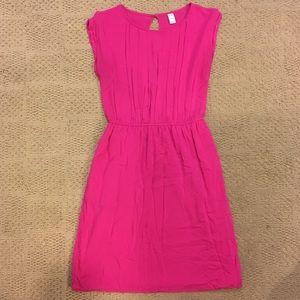 Old Navy Pink Cotton Sundress